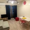 在船橋市内租赁1K 公寓大厦 的 卧室