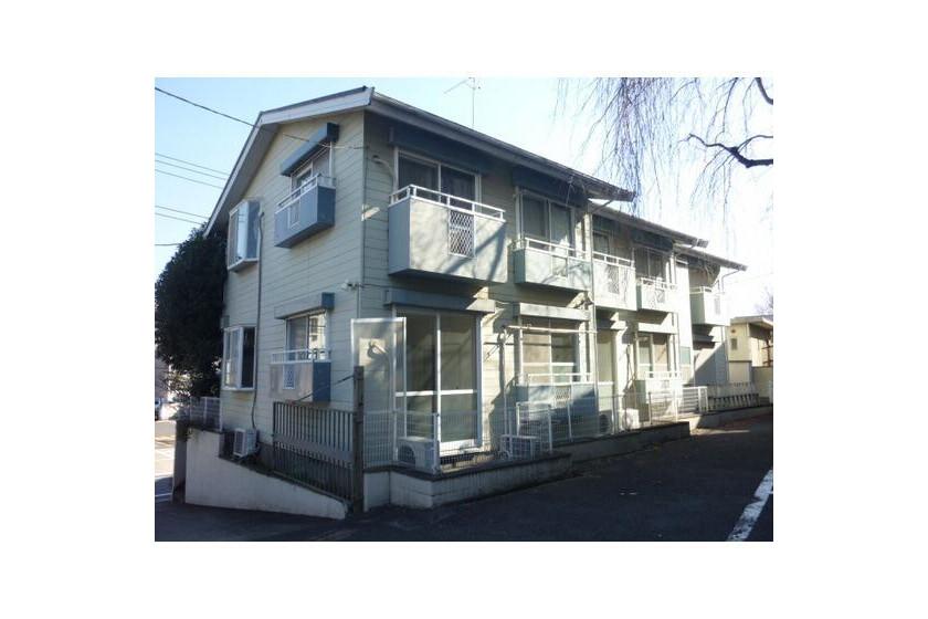 2LDK Apartment to Rent in Meguro-ku Exterior