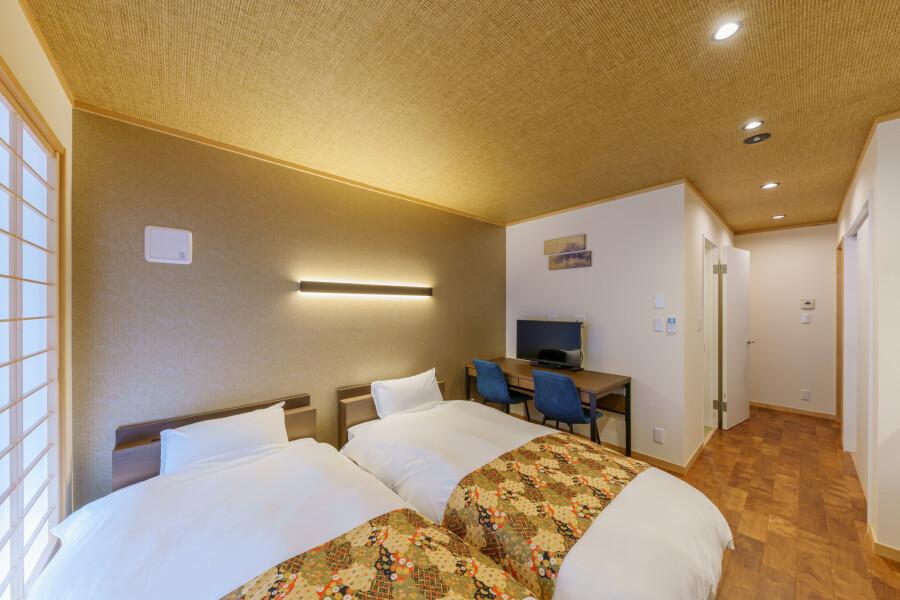 在台東區內租賃1R 公寓大廈 的房產 臥室