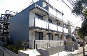 新宿区大久保-1K公寓