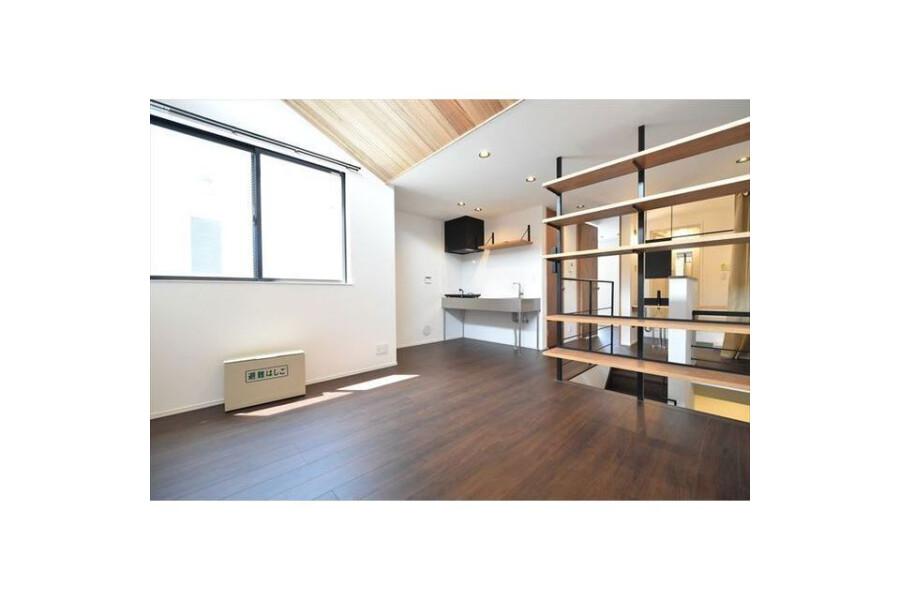 1LDK Apartment to Rent in Arakawa-ku Living Room