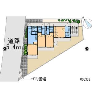 1K Mansion in Numabukuro - Nakano-ku Floorplan