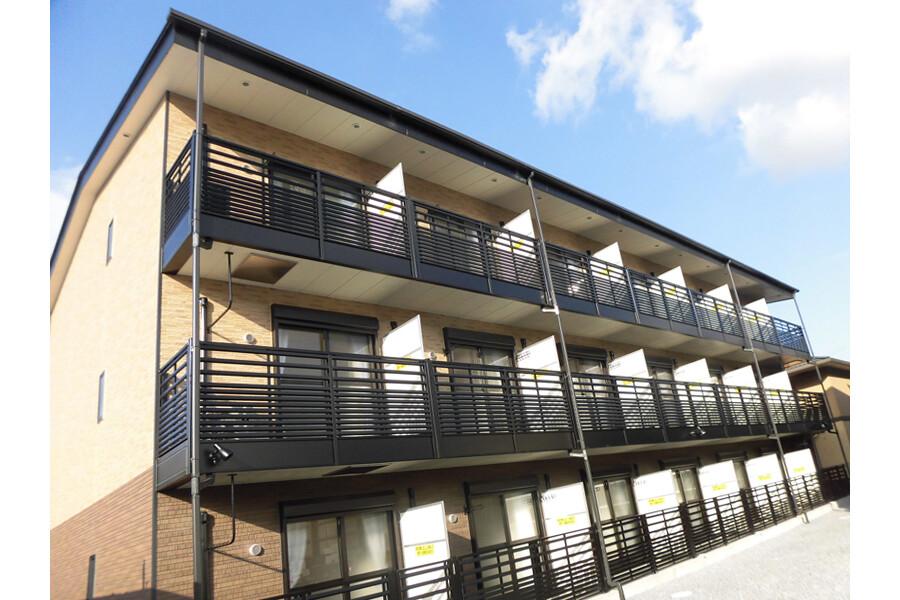 1K Apartment to Rent in Kyoto-shi Yamashina-ku Exterior
