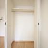 1K Apartment to Rent in Osaka-shi Chuo-ku Storage