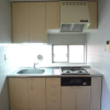 1DK Apartment to Rent in Toshima-ku Kitchen