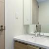 在澀谷區內租賃1DK 公寓大廈 的房產 盥洗室
