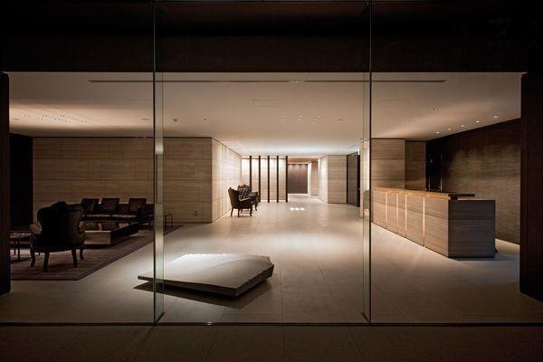 1LDK Apartment to Buy in Minato-ku Lobby