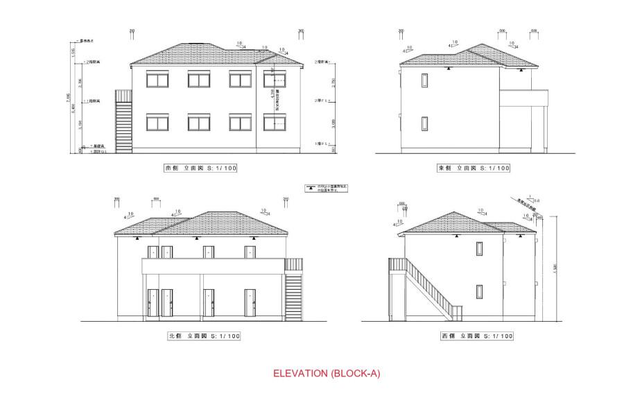 Whole Building Apartment to Buy in Yokohama-shi Isogo-ku Layout Drawing