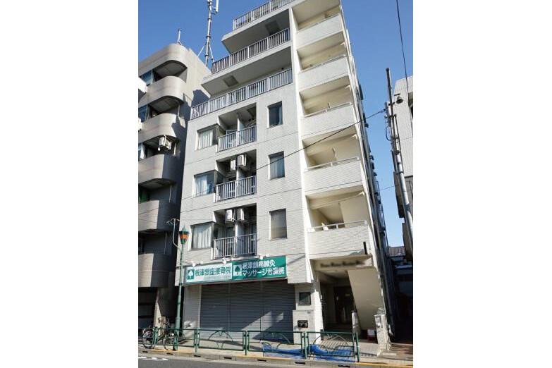 1R Apartment to Buy in Bunkyo-ku Exterior