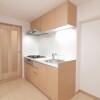 1DK Apartment to Buy in Osaka-shi Fukushima-ku Kitchen