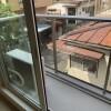 1K Apartment to Rent in Yachiyo-shi Balcony / Veranda