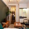 在新宿區內租賃1R 公寓大廈 的房產 內部