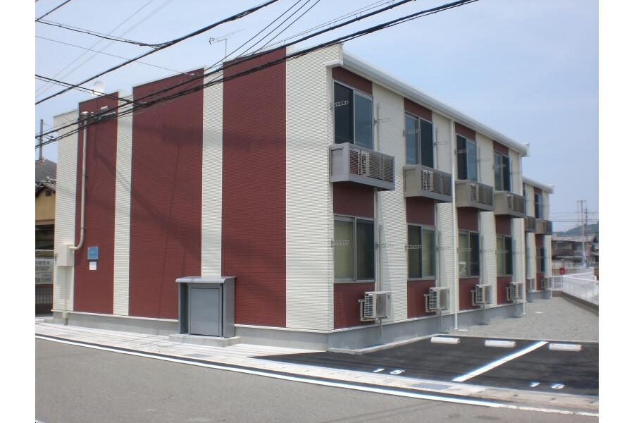 1K Apartment to Rent in Himeji-shi Exterior
