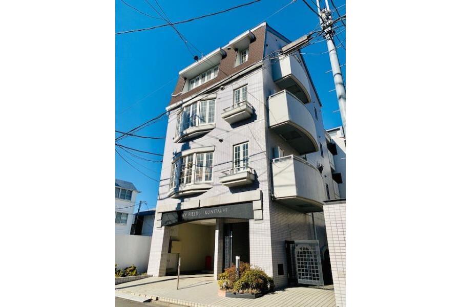 1LDK Apartment to Rent in Kunitachi-shi Exterior