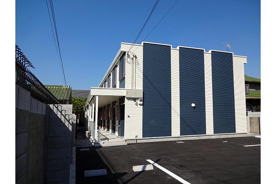 1LDK Apartment to Rent in Osaka-shi Higashisumiyoshi-ku Exterior