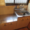 1LDK Terrace house to Buy in Osaka-shi Sumiyoshi-ku Kitchen