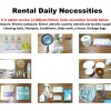 1K Apartment to Rent in Kyoto-shi Nakagyo-ku Equipment