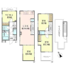 3SLDK Apartment to Buy in Suginami-ku Floorplan