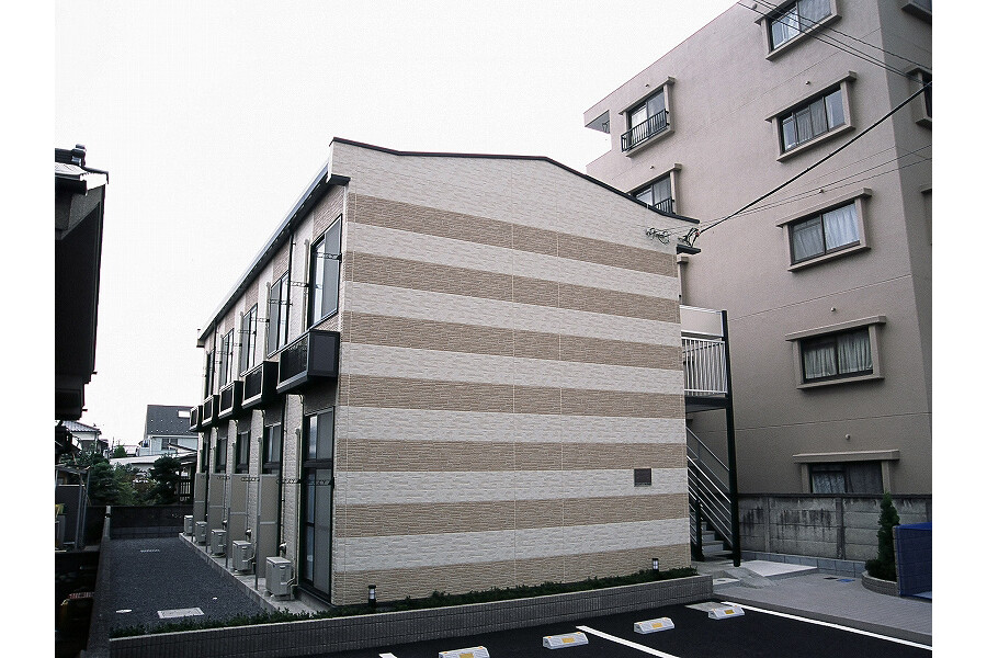 1K 아파트 to Rent in Fussa-shi Exterior