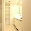 在尼崎市购买4SLDK 公寓大厦的 盥洗室