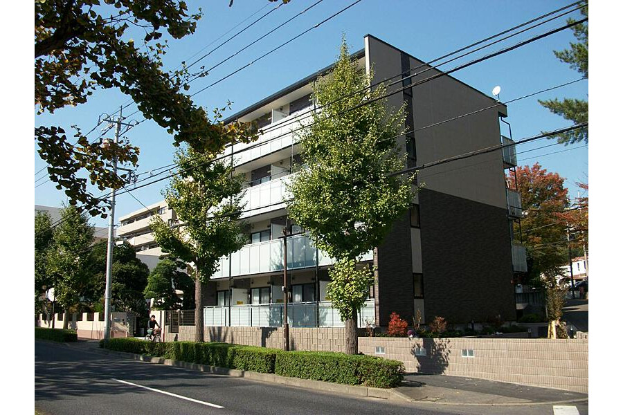 1R Apartment to Rent in Tama-shi Exterior