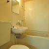 1K Apartment to Rent in Osaka-shi Naniwa-ku Bathroom