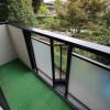 1LDK Apartment to Rent in Kawasaki-shi Miyamae-ku Balcony / Veranda