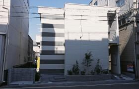 大阪市此花区 島屋 1K アパート