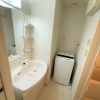 1R Apartment to Rent in Funabashi-shi Washroom