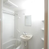 1K Apartment to Rent in Toshima-ku Bathroom