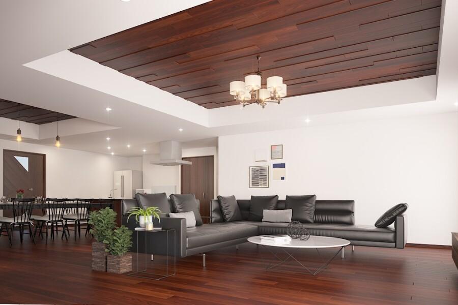 4SLDK Apartment to Buy in Yokohama-shi Kanagawa-ku Living Room