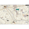 3LDK Apartment to Rent in Shibuya-ku Map