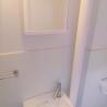1R Apartment to Rent in Ichikawa-shi Washroom