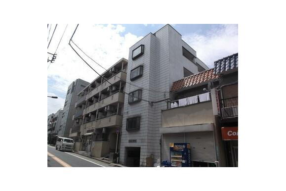1R マンション 中野区 内装