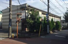 小金井市緑町-1K公寓大廈