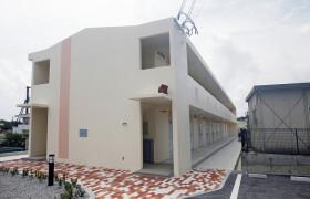 沖縄市比屋根-1K公寓大廈