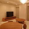 3LDK Apartment to Rent in Minato-ku Living Room