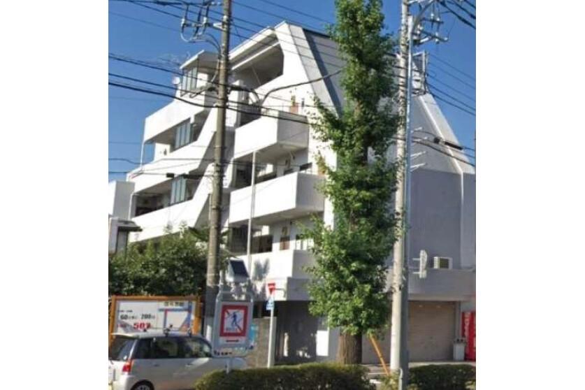 1K Apartment to Buy in Hachioji-shi Exterior