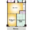 3DK Apartment to Buy in Ota-ku Floorplan