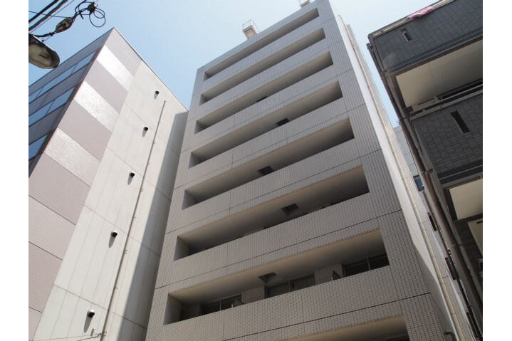 1LDK 맨션 to Rent in Minato-ku Exterior