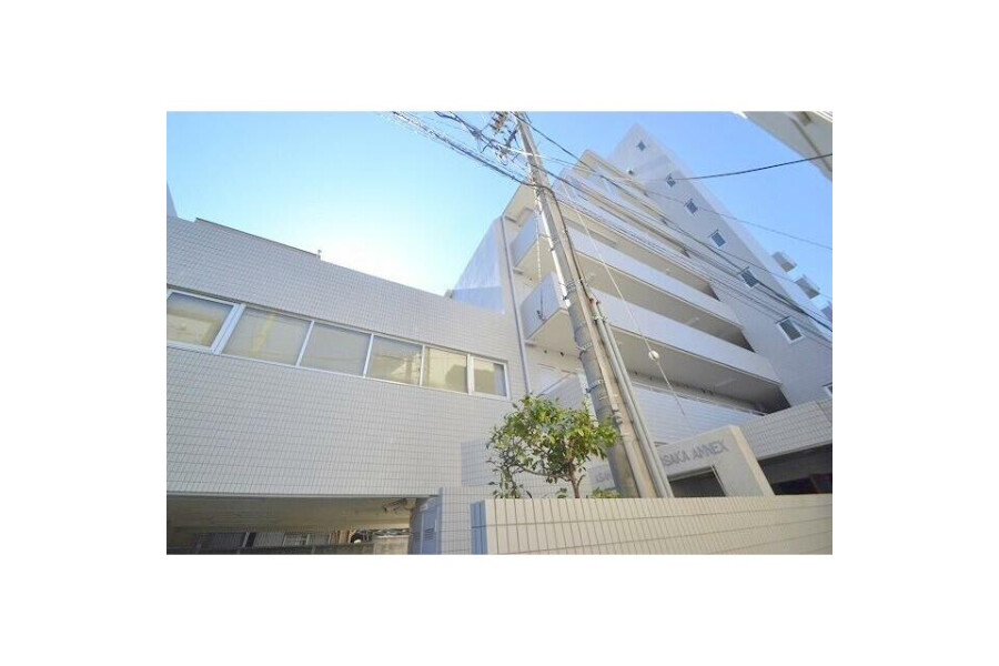 在大阪市淀川区内租赁1K 公寓大厦 的 户外