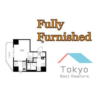 澀谷區本町-1K公寓大廈 房間格局