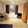 1DK Serviced Apartment to Rent in Yokosuka-shi Living Room