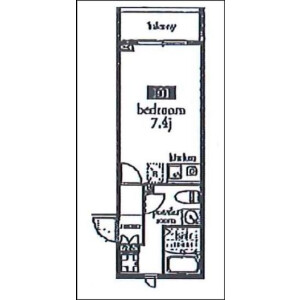 Whole Building {building type} in Hommachi - Shibuya-ku Floorplan