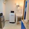 1DK Serviced Apartment to Rent in Yokosuka-shi Kitchen