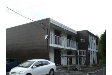 1K アパート 成田市 外観