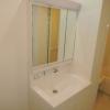 在狛江市內租賃1LDK 公寓大廈 的房產 盥洗室