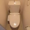 在目黒区内租赁1R 公寓 的 厕所