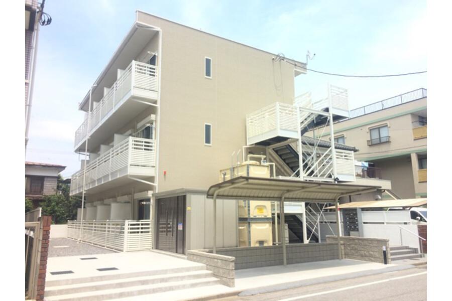 在川口市内租赁1K 公寓 的 户外