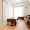 1SLDK Apartment to Buy in Meguro-ku Living Room